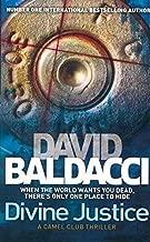 Divine Justice by David Baldacci - Paperback