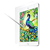 Screen Protector for iPad 10.2 inch 2021/2020/2019, Paper Feeling Anti Glare Screen Cover, High Touch Sensitivity Film, Compatible with Apple Pencil