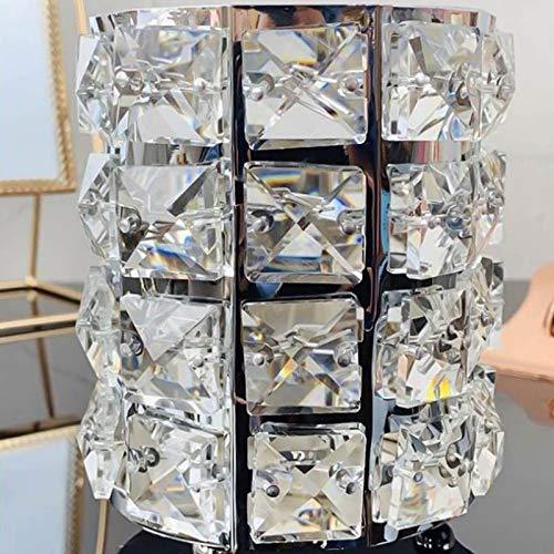 HUANGRONG Organisateur Stylo Cristal Pinceau de Maquillage de Stockage Coiffeuse Beauté Pinceau Crayon Sourcils Stockage Brosse cosmétiques Organisateur (Color : SV)
