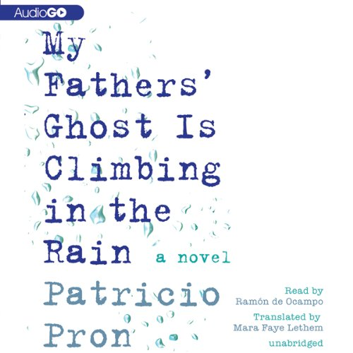 My Father's Ghost Is Climbing in the Rain cover art