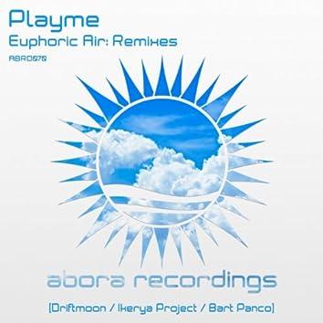 Euphoric Air: Remixes