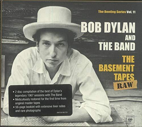 DYLAN BOB - THE BASEMENT TAPES RAW - BOOTLEG SERIES VOL. 11 (2 CD)