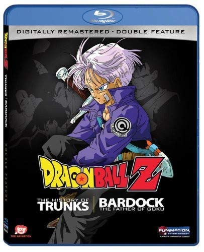 Dragon Ball Z Double Feature: The History of Trunks Blu-ray Only $16.79 (Retail $34.98)