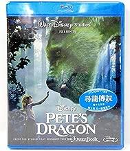 Pete's Dragon (Region Free Blu-Ray) (Hong Kong Version / Chinese subtitled) 尋龍傳說