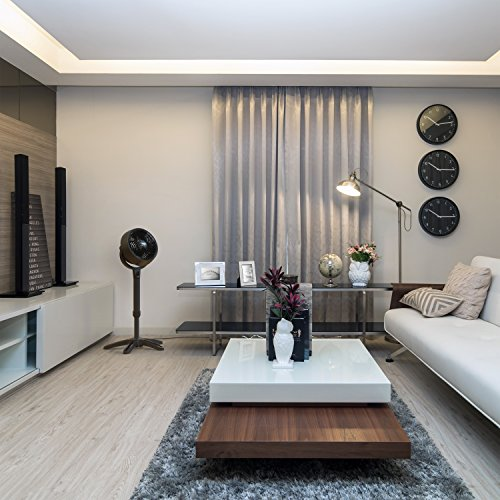 Vornado 683 Medium Pedestal Whole Room Air Circulator Fan