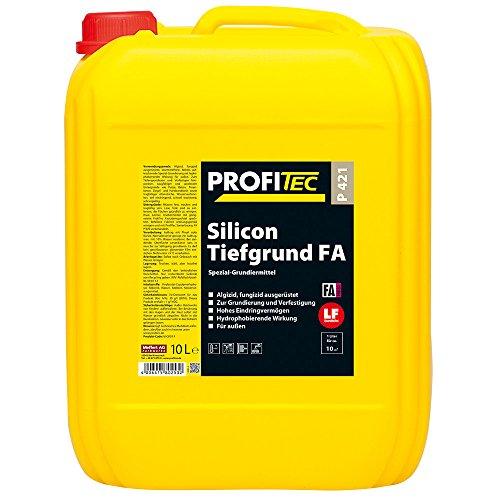 ProfiTec P421 Silicon Tiefgrund FA 10 Liter