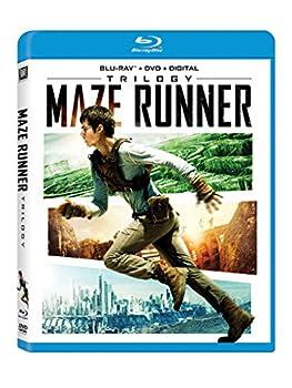 Maze Runner Trilogy  DVD  [Blu-ray]