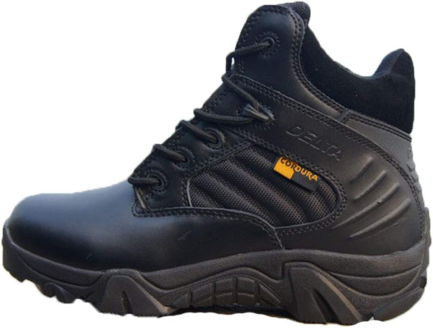 Bergort Men's Hiking Boots Desert Military Combat shoes Tactical Camping Sports shoes