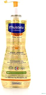 Mustela Mustela Cleansing Oil (500ml)