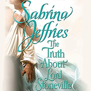 The Truth about Lord Stoneville audiobook cover art