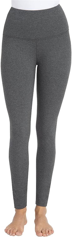 Lysse Leggings for Women  Tight Ankle Legging (Charcoal,3X)