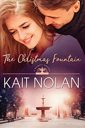 The Christmas Fountain: A Small Town Southern Romance (Wishful Romance Book 9) by [Kait Nolan, Susan Bischoff]