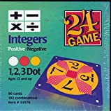 Suntex International 24 Game: Integers (Ages 12+)