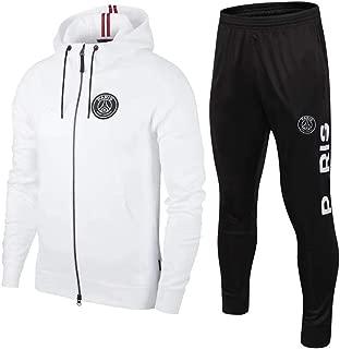 Men's Sweatshirt Set, PSG Paris Football Club Long Sleeve Tracksuits, SParis Saint-Germain F.C. Training Shirts, Adult Sportswear Sportswear Jersey