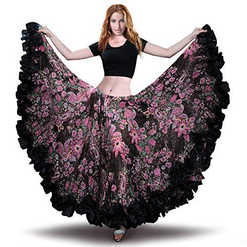Faldas flamencas camperas 🧡