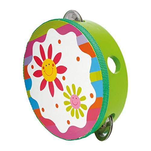 Small foot company - 3396 - Jouet Musical - Tambourin - Funny