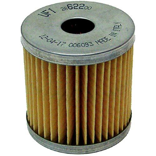 UFI 26.622.00 Filtro combustible, Azul, 36