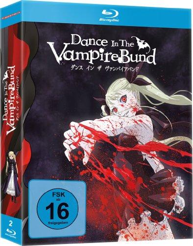 Dance in the Vampire Bund - Gesamtausgabe - [Blu-ray] - Uncut