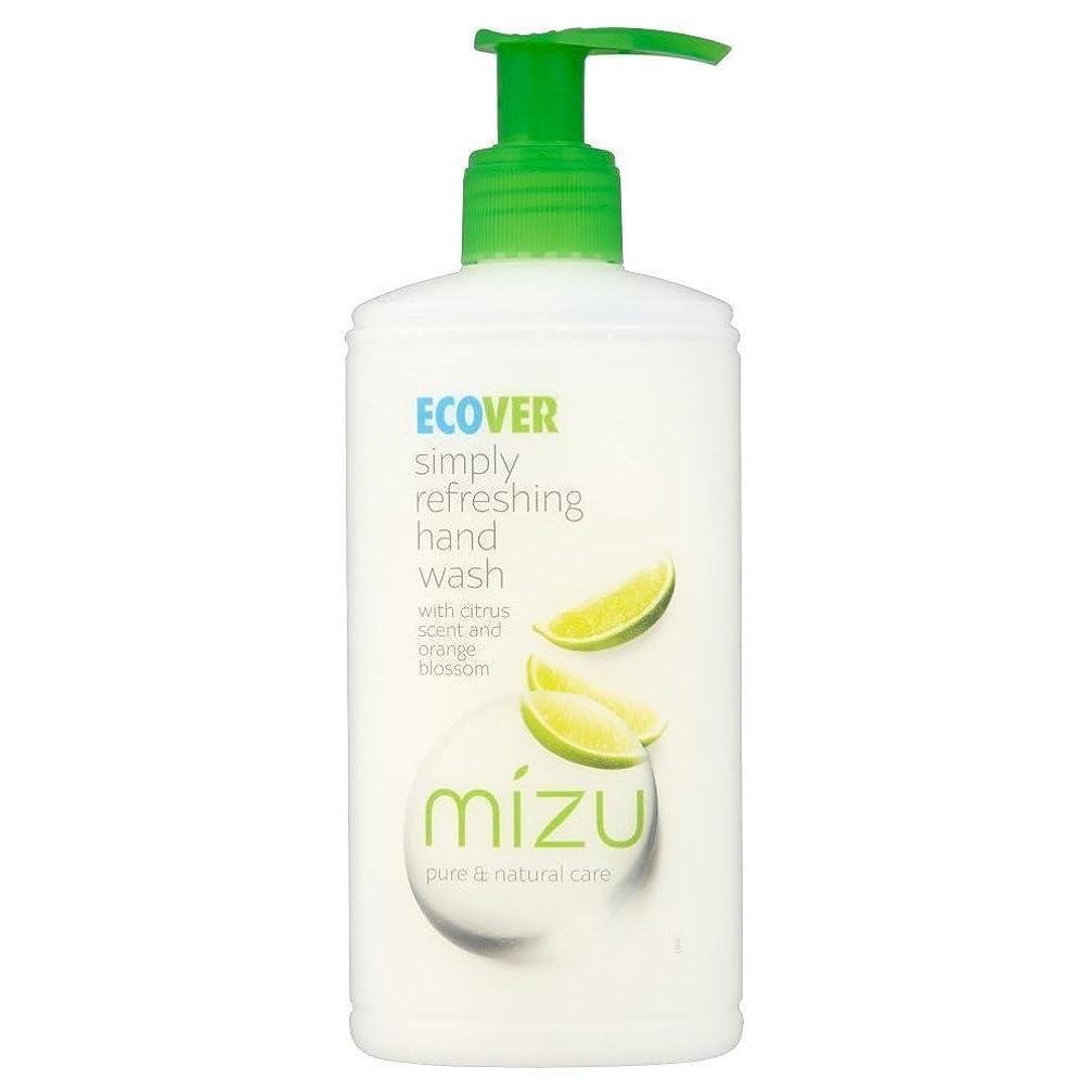 鍔有料アフリカEcover Liquid Hand Soap Citrus & Orange Blossom (250ml) エコベール液体ハンドソープシトラスとオレンジの花( 250ミリリットル) [並行輸入品]
