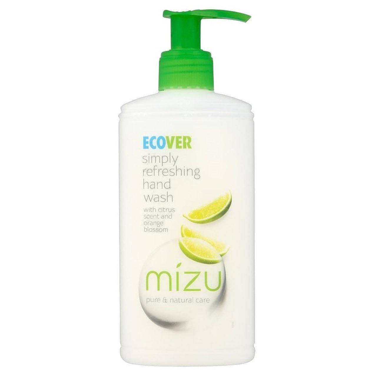 広告哲学相談するEcover Liquid Hand Soap Citrus & Orange Blossom (250ml) エコベール液体ハンドソープシトラスとオレンジの花( 250ミリリットル) [並行輸入品]