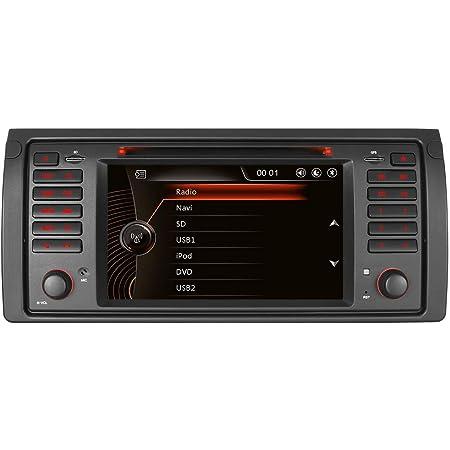 7 Autoradio 16gb Sd Karte Dvd Gps Navigation Usb Sd Elektronik