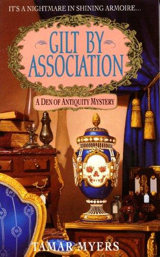Gilt By Association (Den of Antiquity Book 15)