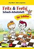 Fritz & Fertig Schach-Arbeitsheft für Schüler