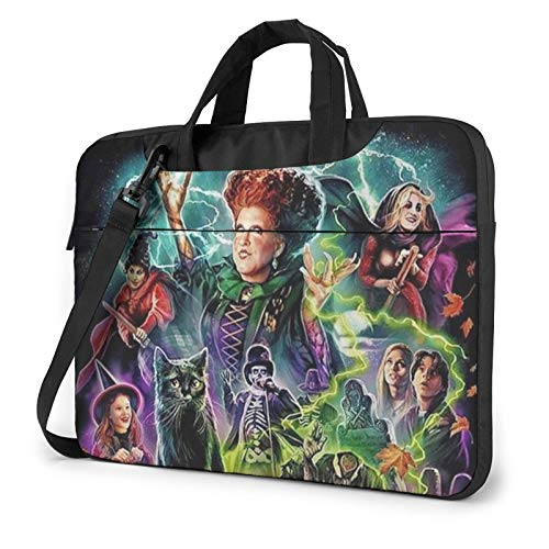 Ho_Cus Po_Cus Llaptop Bag 15.6 Inch Briefcase Shoulder Bag Satchel Tablet Bussiness Carrying Handbag Laptop Sleeve
