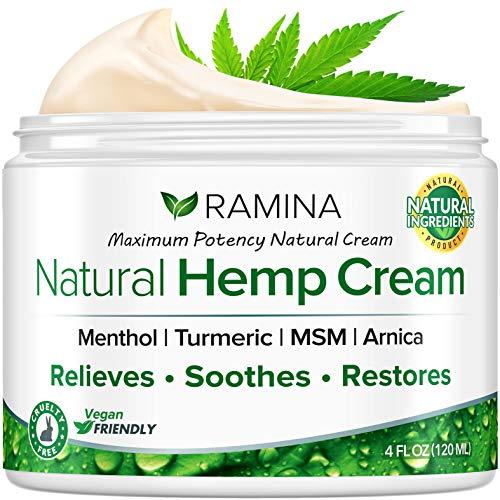 Ramina Natural Hеmp Extract Cream …