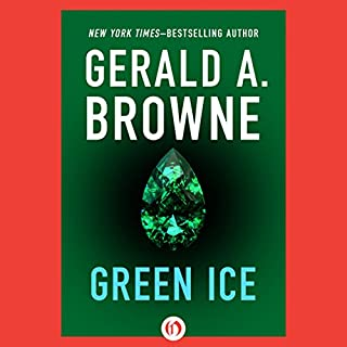 Green Ice audiobook cover art