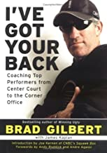 I've Got Your Back by Brad Gilbert (2004-09-02)
