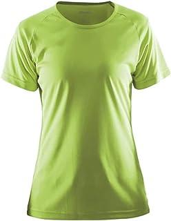 Craft Women's Essential Tee Shirt for Gym Sports Top, Lightweight Technical T