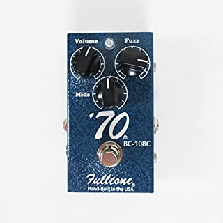 scheda fulltone  70 pedal bc-108c · effetto a pedale