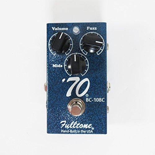 Fulltone '70 Pedal BC-108C · Guitar Effect