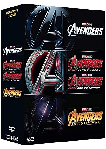L'ère d'Ultron + Avengers : Infinity War
