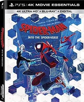 Spider-Man  Into the Spider-Verse [Blu-ray]