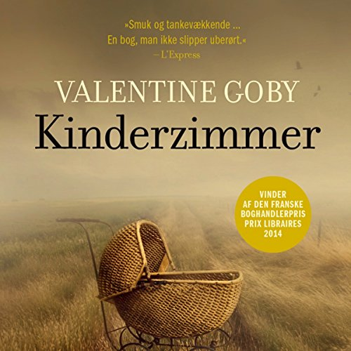 Kinderzimmer audiobook cover art