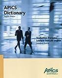 Apics Dictionary - Traduction française Lexique français-anglais
