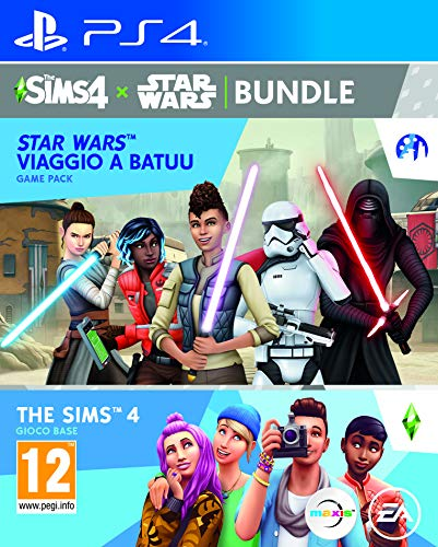 The Sims 4 Plus Star Wars - Bundle - PlayStation 4