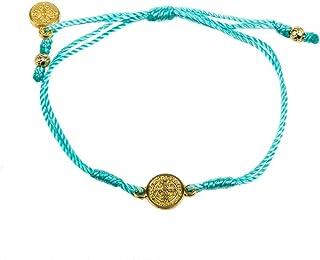 My Saint My Hero Breathe Bracelet - Gold Medal