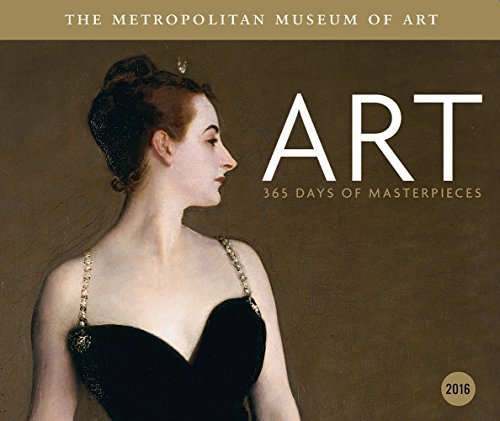 365 Days of Art (Abrams Calendars)