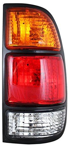 Toyota Tundra 00-06 Right Rh Rear Brake Taillight Taillamp New Lens & Housing