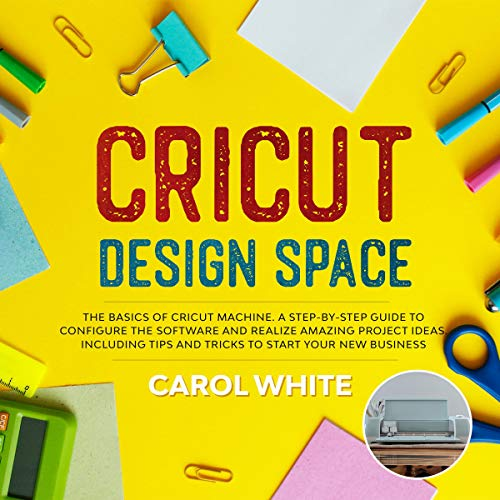 『Cricut Design Space』のカバーアート