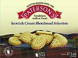 Paterson's Rich Scottish Cream Assortment 17.5 oz, Scottish Shortbread, Shortbread Cookies From Scotland, Scottish Shortbread Cookies, Butter Cookies, Christmas Tea Cookies, Scotch Biscuit (Pack of 1)
