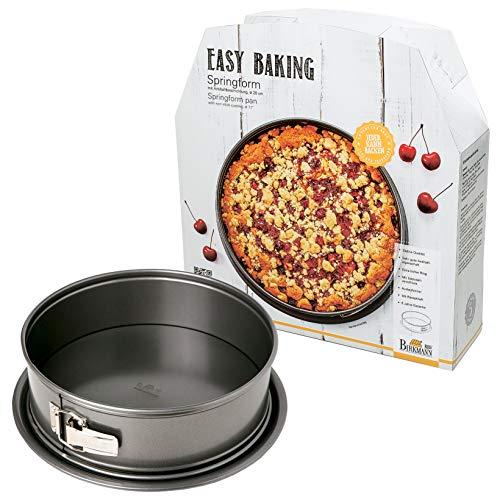 RBV Birkmann, 881037, Easy Baking, Springform mit einem Boden, Ø 28 cm