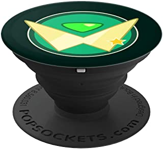 Peridot Star Seal - Beautiful Universe Gem - PopSockets Grip and Stand for Phones and Tablets