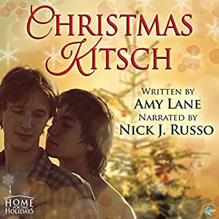 Christmas Kitsch audiobook cover art