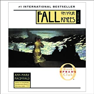 Fall On Your Knees audiobook cover art