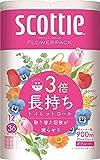 日本製紙クレシア スコッティ フラワーパック