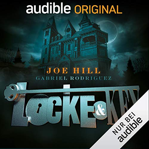 Locke & Key  By  cover art